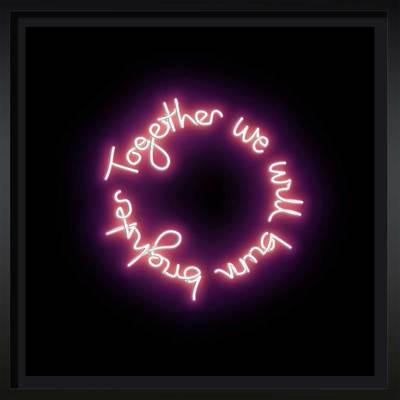 Together We Burn Brighter by Lauren Baker