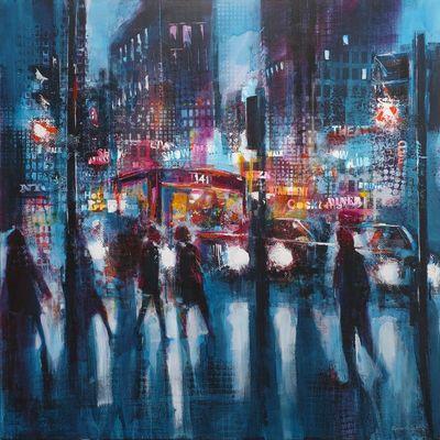 London Lights by Richard Knight