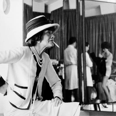 Coco Chanel Paris by Douglas Kirkland