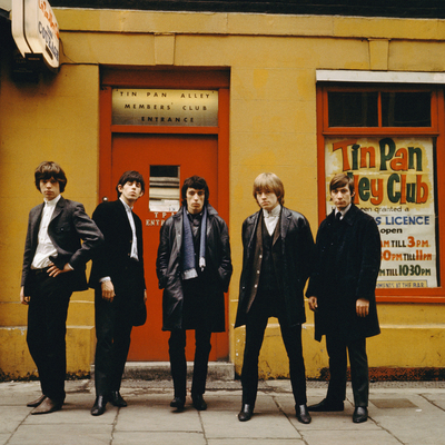 The Rolling Stones Tin Pan Alley London 1963 by Terry O Neill