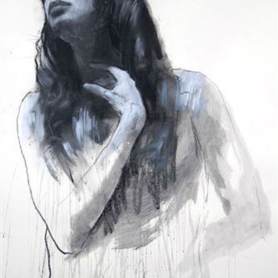 Natalie Turning by Mark Demsteader