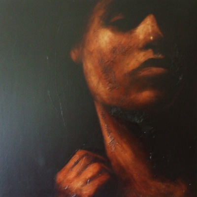 Figure in Half Shadow by Mark Demsteader