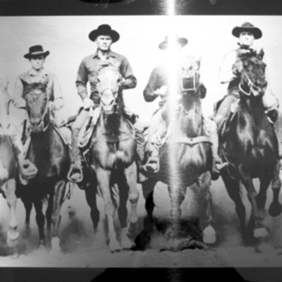 Magnificent Seven by Russell Marshall