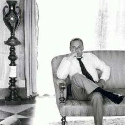 Frank Sinatra Miami 1968 by Terry O Neill