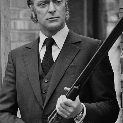 Michael Caine Get Carter 1971 by Terry O Neill