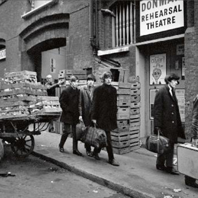 The Rolling Stones Covent Garden 1964 by Terry O Neill