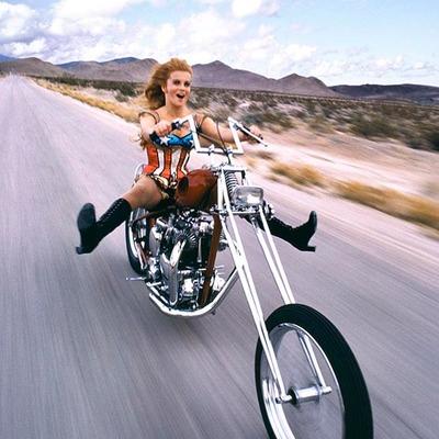 Ann-Margret 1971 by Douglas Kirkland