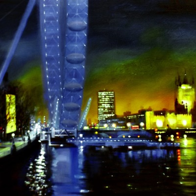 Southbank by David Pilgrim