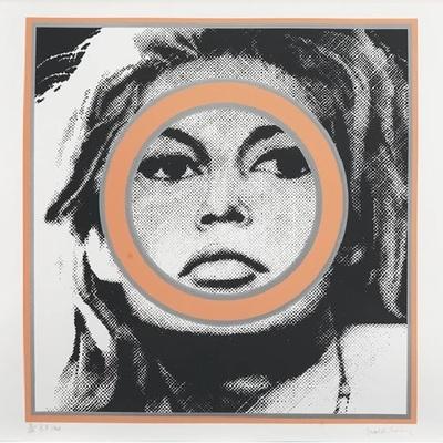 Brigitte Bardot, 1968 by Gerald Laing