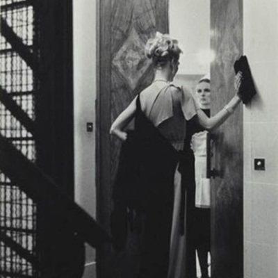 Sixteenth Arrondissement by Helmut Newton