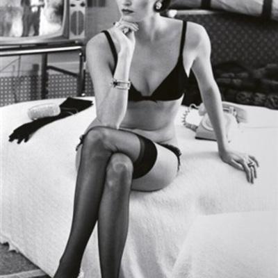 Vivienne F by Helmut Newton