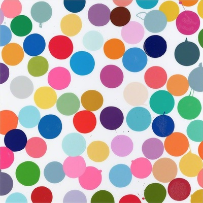 Plaza H5-6 by Damien Hirst