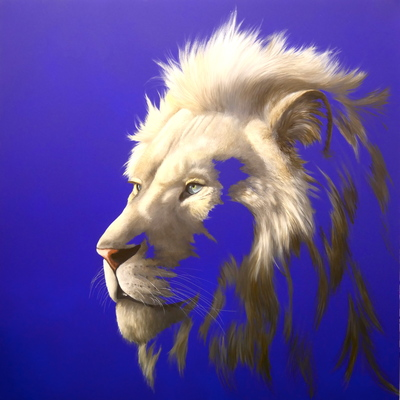 King of a Fading Kingdom by Louise McNaught