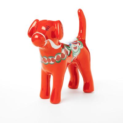 Dala Dog by Agnetha Sjögren