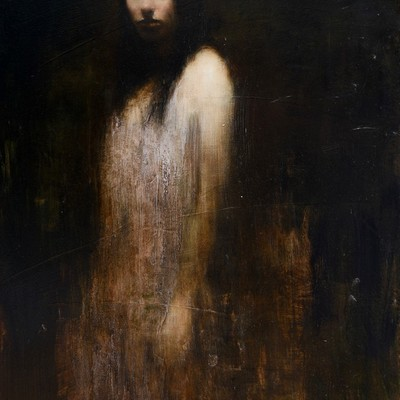 Amy Standing 2 by Mark Demsteader