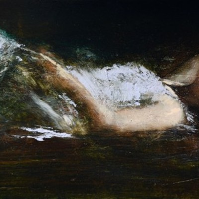 Reclined 2 by Mark Demsteader