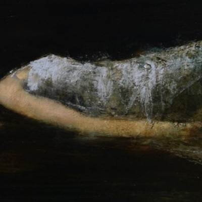 Reclined 3 by Mark Demsteader