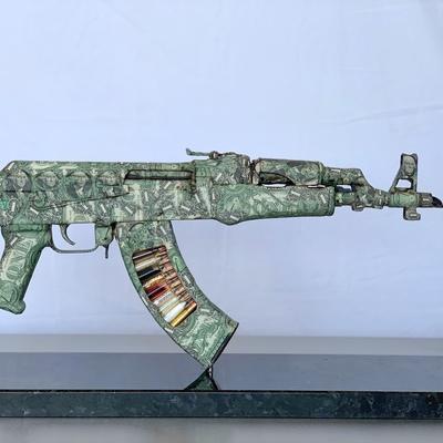 AK47 (Draco) by Bran Symondson