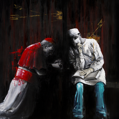 Fear and Salvation Confession by Tommy Fiendish