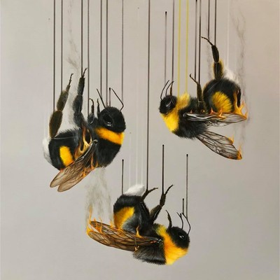 Ashes, Ashes, We all Fall Down by Louise McNaught