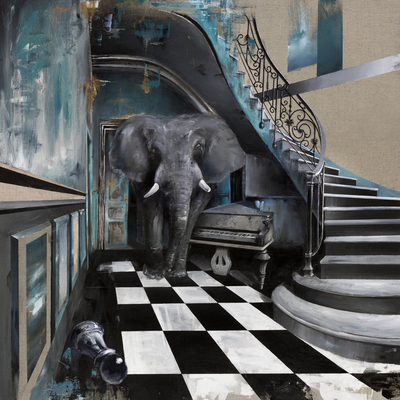 Elephant in the Room by Tommy Fiendish