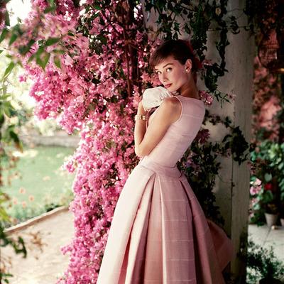 Audrey Hepburn 4 by Norman Parkinson