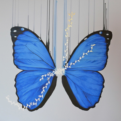 Morpho by Louise McNaught