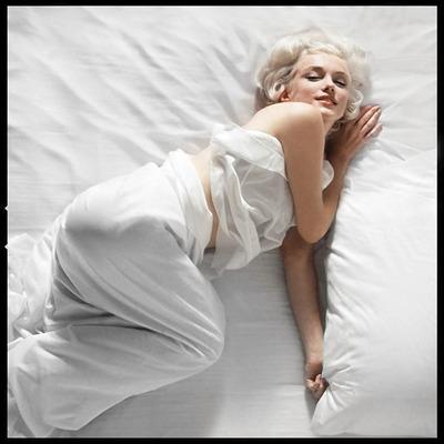Marilyn Monroe 4 by Douglas Kirkland