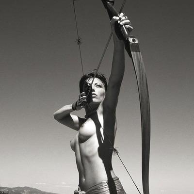 Beatrice Ramazotti, Tusconi 2002 by Douglas Kirkland