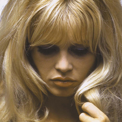 Brigitte Bardot 77 by Douglas Kirkland