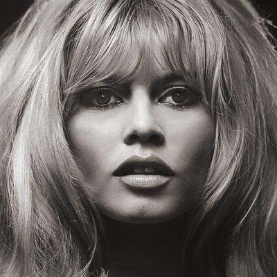 Brigitte Bardot 7 by Douglas Kirkland