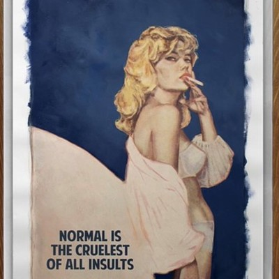 Normal is the Cruelest by Connor Brothers