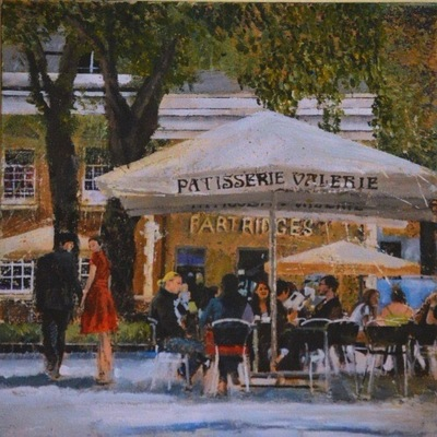 Spring in Duke of York Square by Paul McIntyre