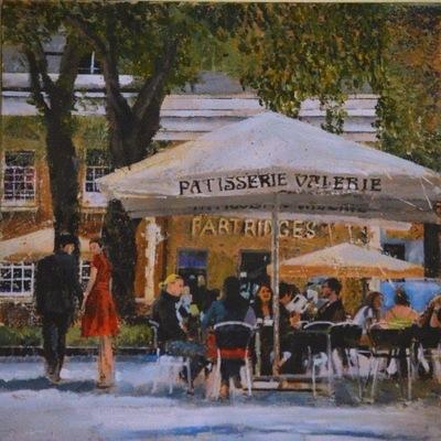 Spring in Duke of York Square by Paul McIntyre